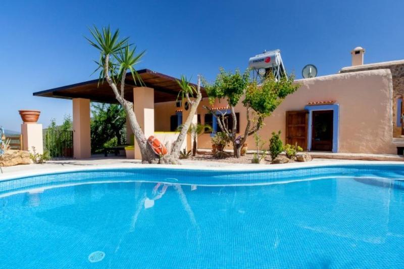 3 bedroom Villa in San Jose, Islas Baleares, Ibiza, Ibiza : ref 2133385 - Image 1 - San Jose - rentals