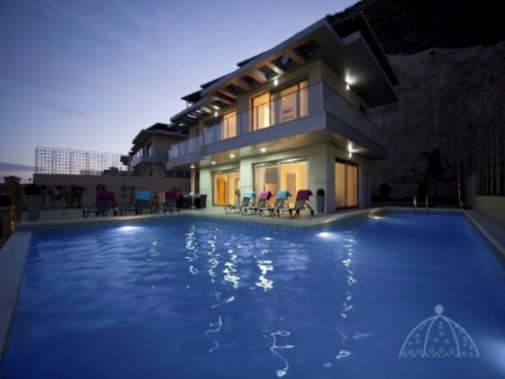 3 bedroom Villa in Finestrat, Alicante, Costa Blanca, Spain : ref 2135076 - Image 1 - Finestrat - rentals