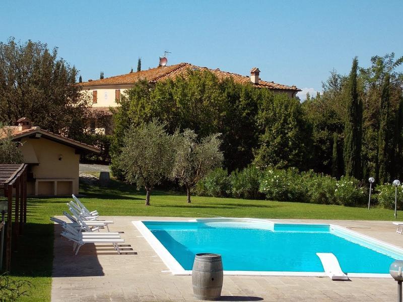 10 bedroom Villa in Terricciola, Volterra And San Gimignano Surroundings, Tuscany, Italy : ref 2135131 - Image 1 - Soiana - rentals