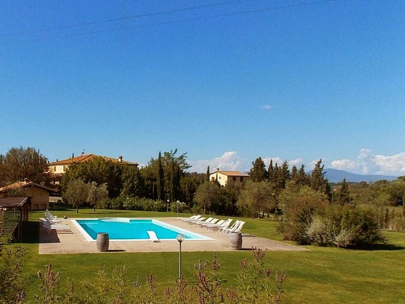 8 bedroom Villa in Terricciola, Volterra And San Gimignano Surroundings - Image 1 - Casciana Terme - rentals
