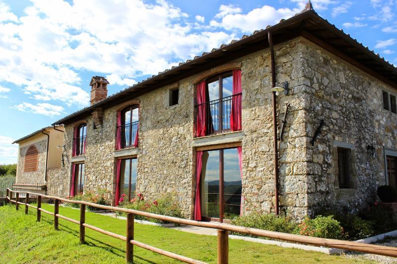 5 bedroom Villa in Radda in Chianti, Chianti, Tuscany, Italy : ref 2135155 - Image 1 - Tuscany - rentals