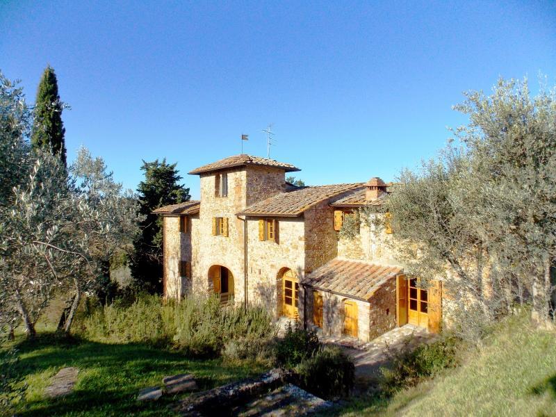 4 bedroom Villa in San Casciano Val di Pesa, Chianti, Tuscany, Italy : ref 2135177 - Image 1 - San Casciano in Val di Pesa - rentals