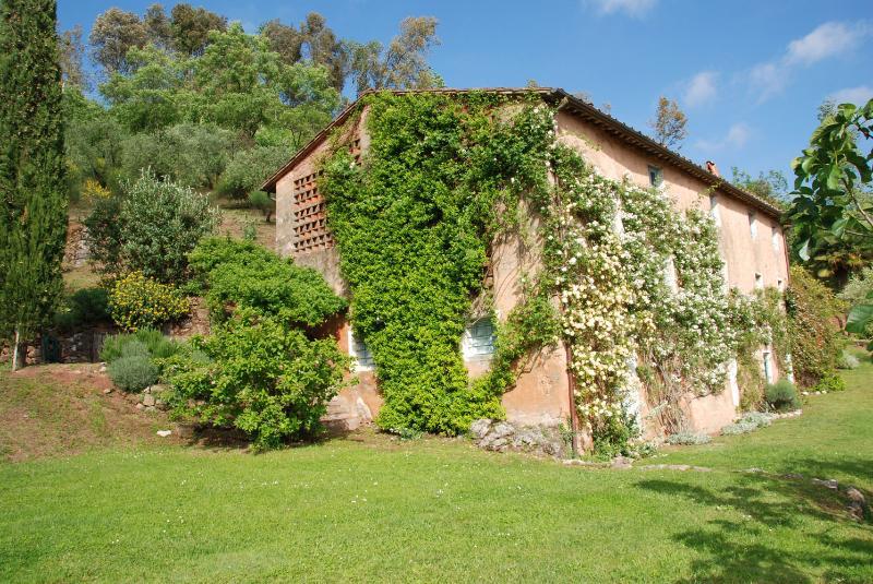 5 bedroom Villa in Pescaglia, Versilia, Tuscany, Italy : ref 2135333 - Image 1 - Monsagrati - rentals