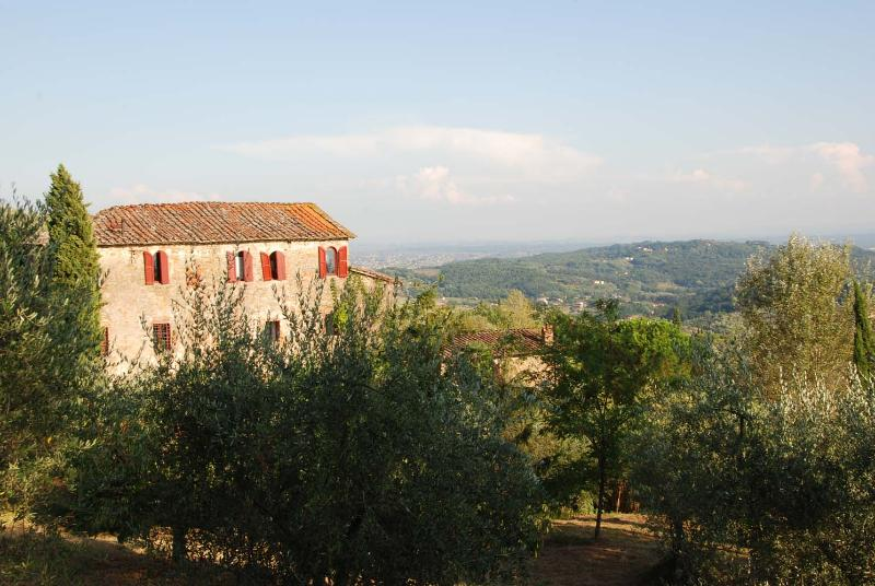 5 bedroom Villa in Capannori, Lucca And Surroundings, Tuscany, Italy : ref - Image 1 - San Pietro a Marcigliano - rentals