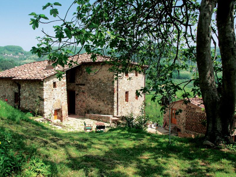 5 bedroom Villa in Pescaglia, Lucca And Surroundings, Tuscany, Italy : ref - Image 1 - Monsagrati - rentals