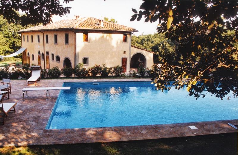 7 bedroom Villa in Ponsacco, Pisa And Surroundings, Italy : ref 2135458 - Image 1 - Capannoli - rentals