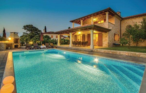 4 bedroom Villa in Krk-Turcic, Island Of Krk, Croatia : ref 2183536 - Image 1 - Vantacici - rentals