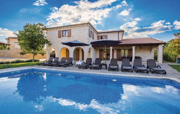 4 bedroom Villa in Krk-Turcic, Island Of Krk, Croatia : ref 2183575 - Image 1 - Vantacici - rentals