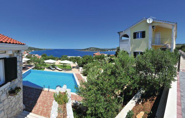 6 bedroom Villa in Rogoznica-Razanj, Rogoznica, Croatia : ref 2183691 - Image 1 - Razanj - rentals