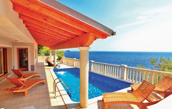 5 bedroom Villa in Korcula-Prizba, Island Of Korcula, Croatia : ref 2183709 - Image 1 - Prizba - rentals