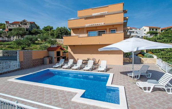6 bedroom Villa in Trogir-Marina, Trogir, Croatia : ref 2183770 - Image 1 - Marina - rentals