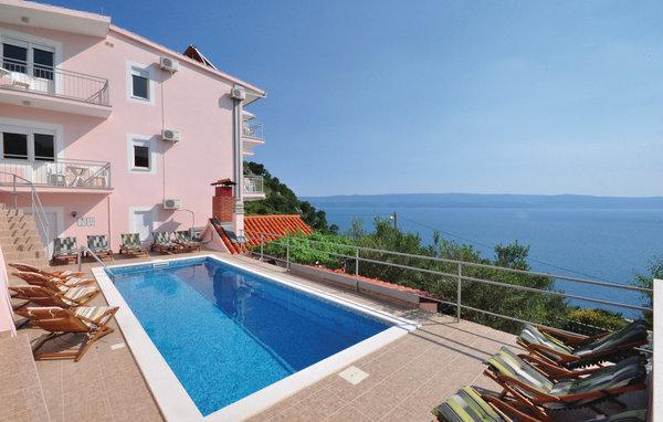 8 bedroom Villa in Omis, Croatia : ref 2183882 - Image 1 - Omis - rentals