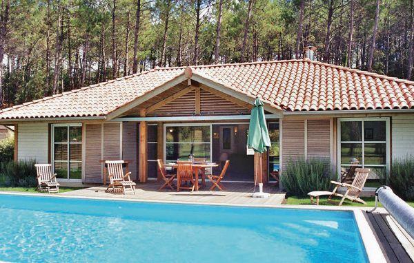 3 bedroom Villa in Moliets, Landes, France : ref 2184066 - Image 1 - Moliets - rentals