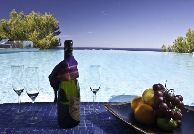 5 bedroom Villa in San Jose, Sant Agusti Des Vedra, Ibiza, Ibiza : ref 2197882 - Image 1 - San Jose - rentals
