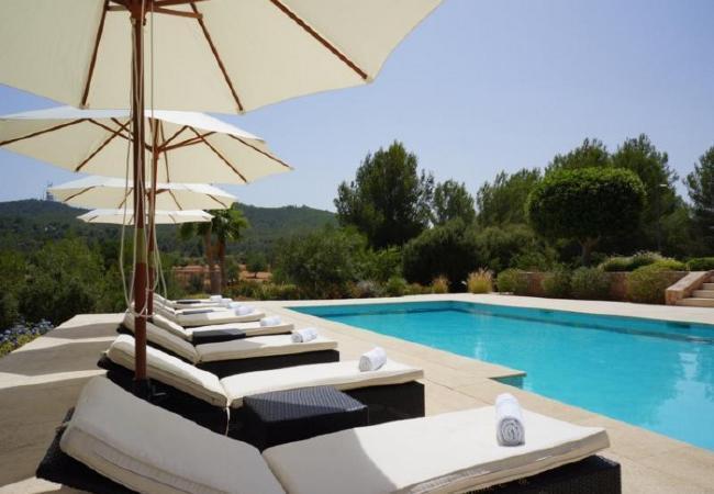 4 bedroom Villa in Sant Joan De Labritja  San Juan, Ibiza, Ibiza : ref 2197893 - Image 1 - San Lorenzo - rentals