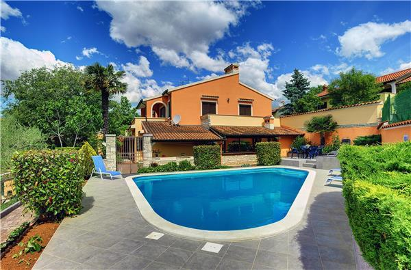 5 bedroom Villa in Muntic, Istria, Croatia : ref 2209784 - Image 1 - Muntic - rentals
