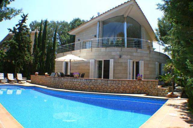 4 bedroom Villa in Alcudia, Bonaire, Mallorca, Mallorca : ref 2213400 - Image 1 - Alcudia - rentals