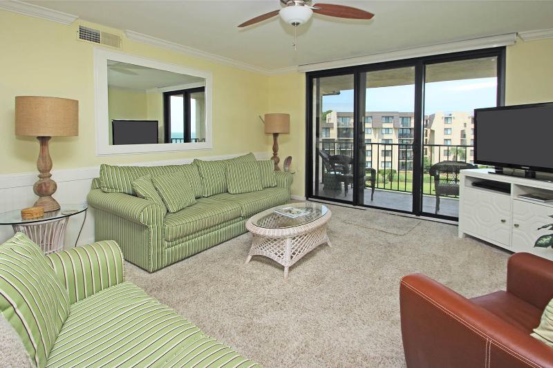 Island Club, 4401 - Image 1 - Hilton Head - rentals