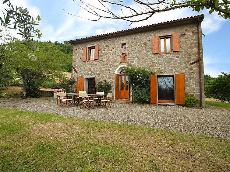 5 bedroom Villa in Chianni, Lucca Pisa, Italy : ref 2215352 - Image 1 - Chianni - rentals
