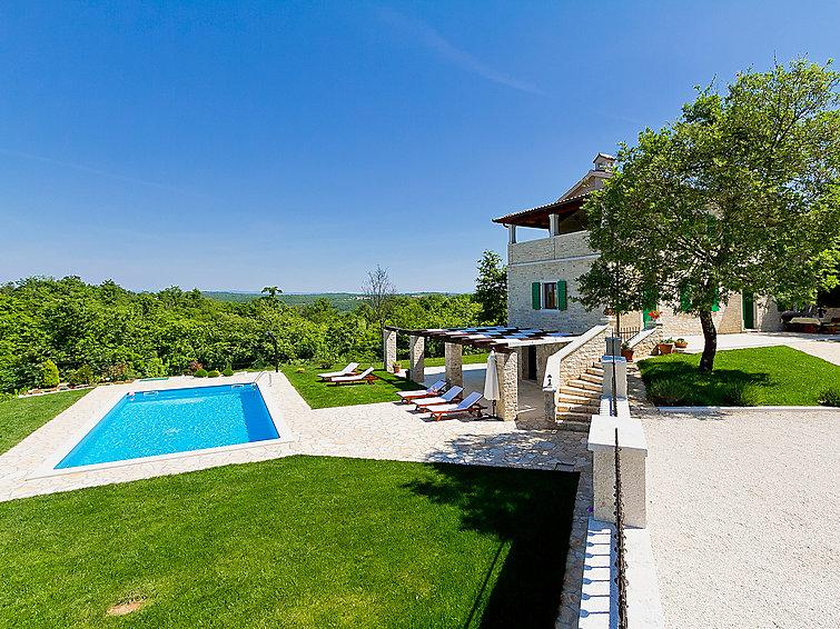 4 bedroom Villa in Porec Kringa, Istria, Croatia : ref 2216523 - Image 1 - Kringa - rentals