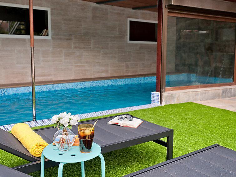 5 bedroom Villa in Santa Lucia de Tirajana, Gran Canaria, Canary Islands : ref 2216635 - Image 1 - Ingenio - rentals