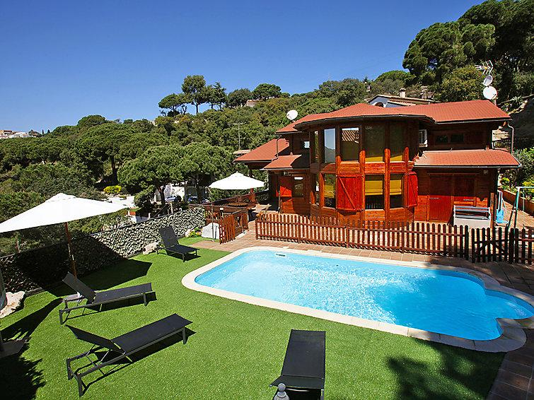 5 bedroom Villa in Mataro, Barcelona Costa Norte, Spain : ref 2218579 - Image 1 - Mataró - rentals