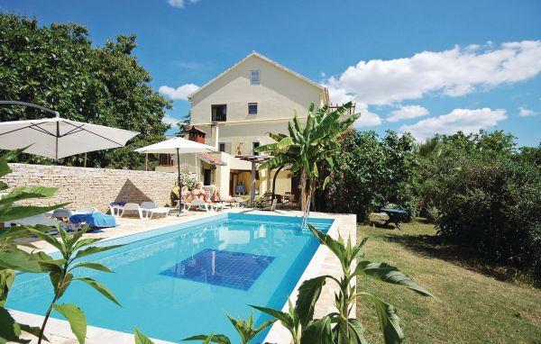8 bedroom Villa in Zadar-Kozino, Zadar, Croatia : ref 2219198 - Image 1 - Kvarner and Primorje - rentals