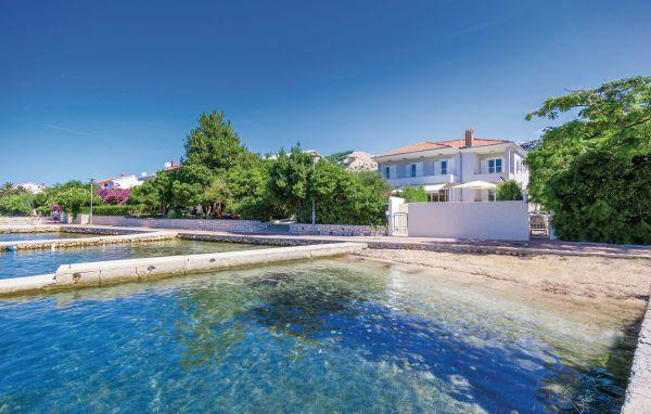 5 bedroom Villa in Rab-Barbat, Island Of Rab, Croatia : ref 2219302 - Image 1 - Barbat na Rabu - rentals