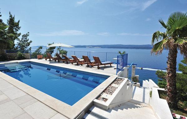 5 bedroom Villa in Omis-Stanici, Omis, Croatia : ref 2219320 - Image 1 - Stanici - rentals
