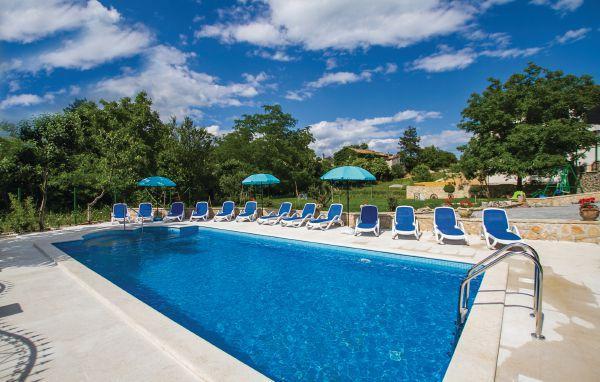 7 bedroom Villa in Labin-Vrecari, Labin, Croatia : ref 2219416 - Image 1 - Nedescina - rentals