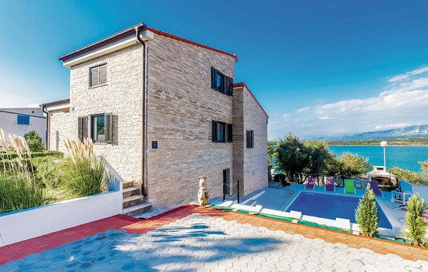5 bedroom Villa in Krk-Klimno, Island Of Krk, Croatia : ref 2219881 - Image 1 - Klimno - rentals