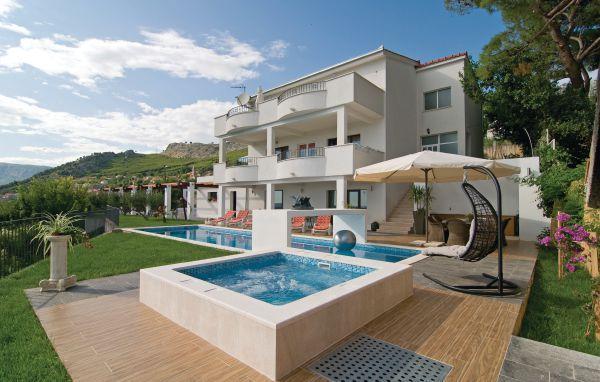 7 bedroom Villa in Split-Kucine, Split, Croatia : ref 2219901 - Image 1 - Zrnovnica - rentals
