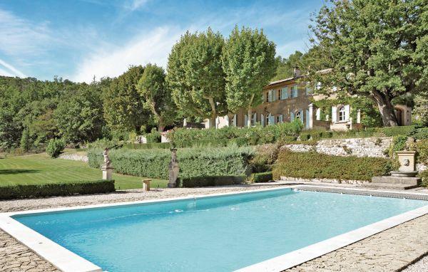 9 bedroom Villa in La Roque D Antheron, Bouches Du Rhone, France : ref 2220407 - Image 1 - La Roque-d'Antheron - rentals