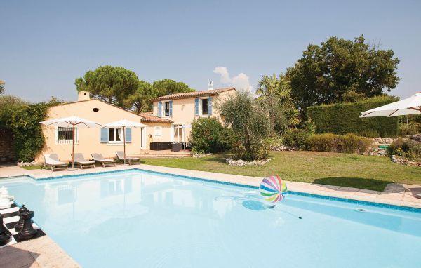 5 bedroom Villa in St. Cezaire sur Siagne, Alpes Maritimes, France : ref 2220807 - Image 1 - Saint-Cezaire-sur-Siagne - rentals