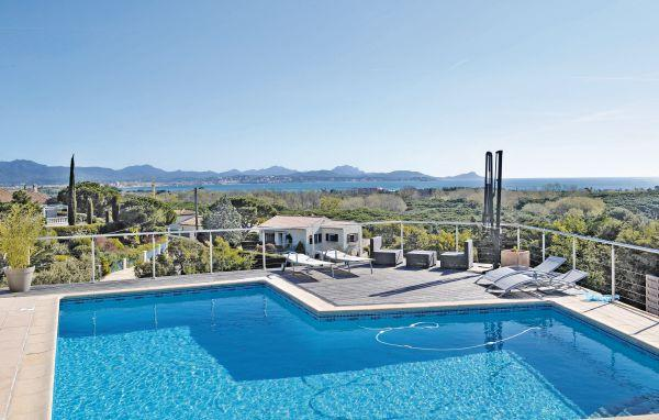 4 bedroom Villa in Frejus, Var, France : ref 2220895 - Image 1 - frejus - rentals