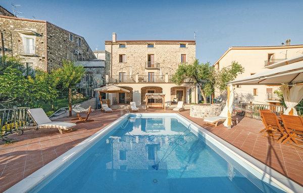 6 bedroom Villa in Vibonati, Cilento / Salerno Bay, Italy : ref 2222117 - Image 1 - Vibonati - rentals