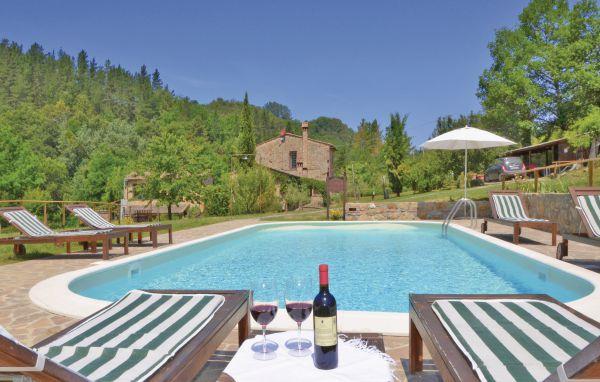 5 bedroom Villa in Montaione, San Gimignano / Volterra, Italy : ref 2222271 - Image 1 - Montaione - rentals