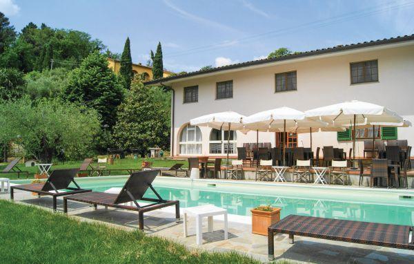 5 bedroom Villa in Montecarlo, Lucca And Surroundings, Italy : ref 2222464 - Image 1 - Montecarlo - rentals