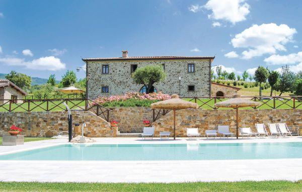 9 bedroom Villa in Bibbiena, Arezzo / Cortona And Surroundings, Italy : ref - Image 1 - Bibbiena - rentals