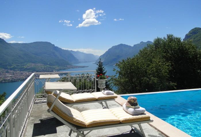 3 bedroom Villa in Nr Bellagio, Lake Como, Italian Lakes, Italy : ref 2226346 - Image 1 - Civenna - rentals