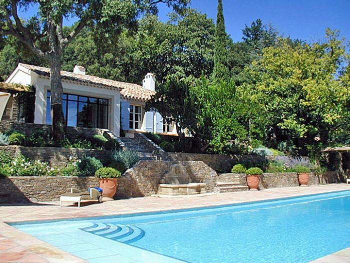 6 bedroom Villa in La Garde-Freinet, St Tropez Var, France : ref 2226359 - Image 1 - La Garde-Freinet - rentals