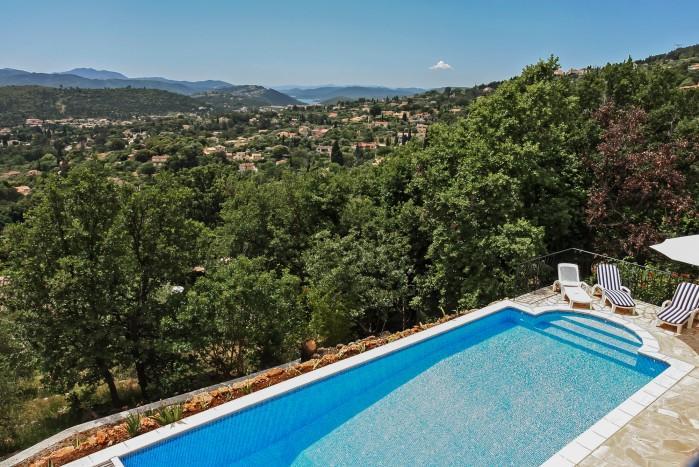 5 bedroom Villa in Speracedes, Cote D'azur, France : ref 2226363 - Image 1 - Le Tignet - rentals