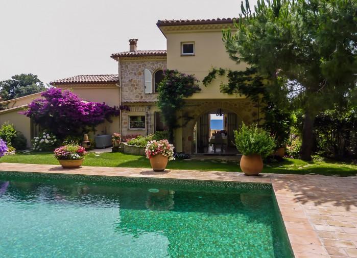 7 bedroom Villa in Cap D Antibes, Cote D Azur, France : ref 2226388 - Image 1 - Antibes - rentals