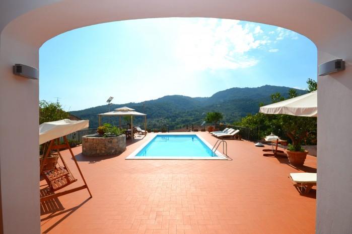 6 bedroom Villa in Vibonati, Cilento Coast, Amalfi Coast Campania, Italy : ref 2226391 - Image 1 - Vibonati - rentals