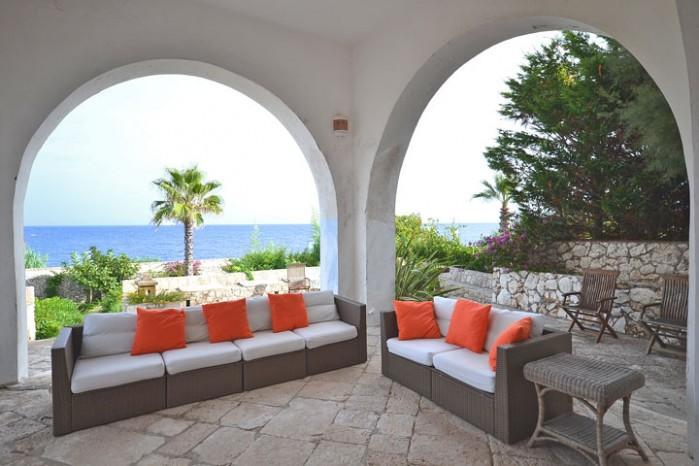 7 bedroom Villa in Castro Marina, Puglia, Italy : ref 2226403 - Image 1 - Castro - rentals