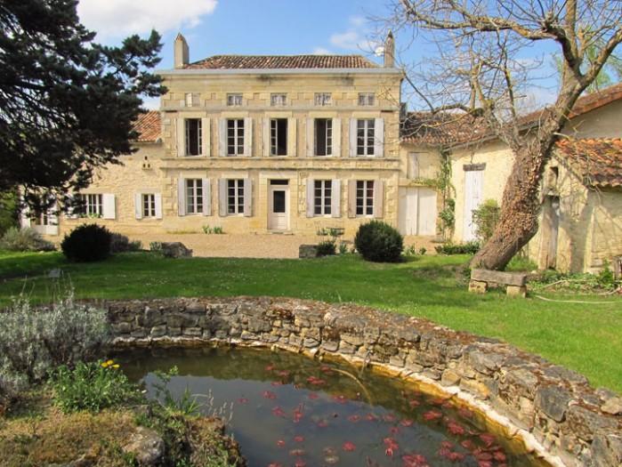 4 bedroom Villa in St Martin Petit, South West France, France : ref 2226432 - Image 1 - Saint-Michel-De-Lapujade - rentals