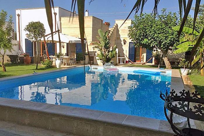4 bedroom Villa in Diso, Puglia, Italy : ref 2226443 - Image 1 - Diso - rentals
