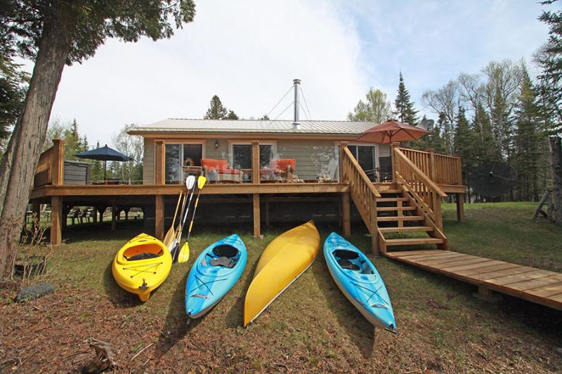 Decked Out cottage (#1060) - Image 1 - Tobermory - rentals