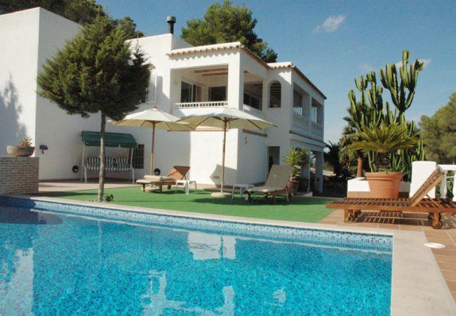 3 bedroom Villa in Sant Joan De Labritja, Ibiza : ref 2226533 - Image 1 - San Lorenzo - rentals