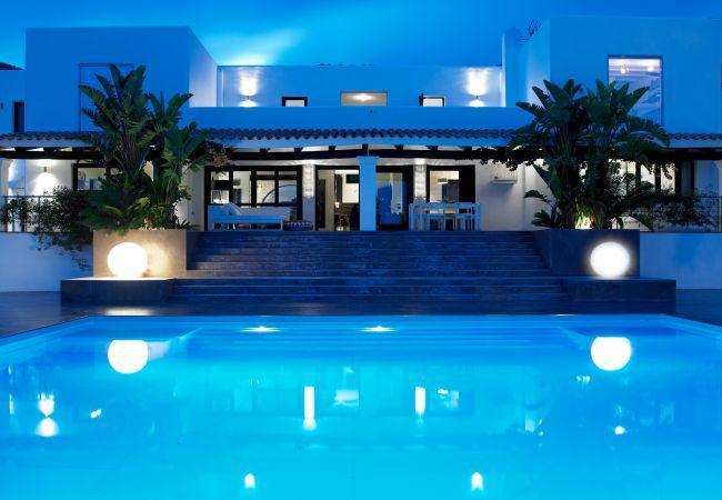 6 bedroom Villa in Ibiza Town Area, Ibiza : ref 2226547 - Image 1 - Es Vive - rentals